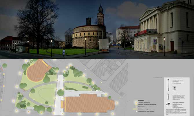 Picture of the project 'Demianiplatz'